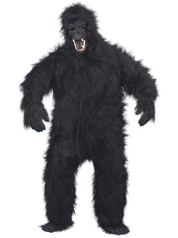 Zvířecí kostýmy - Kostým Gorila