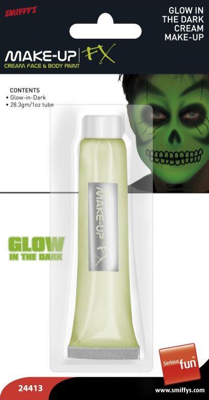 Líčidla a kosmetika - Make up Svítící ve tmě
