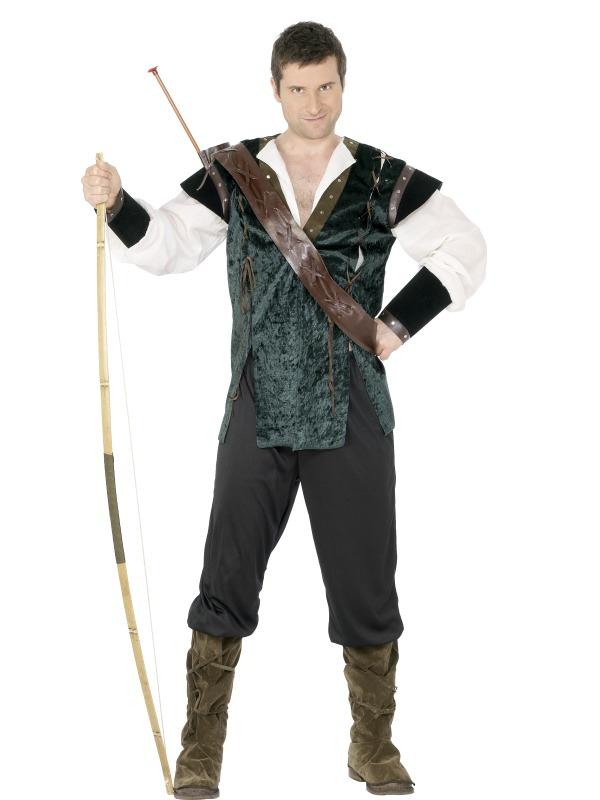 Pánské kostýmy - Kostým Robin Hood