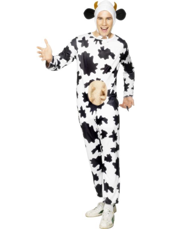 Zvířecí kostýmy - Kostým Kráva I