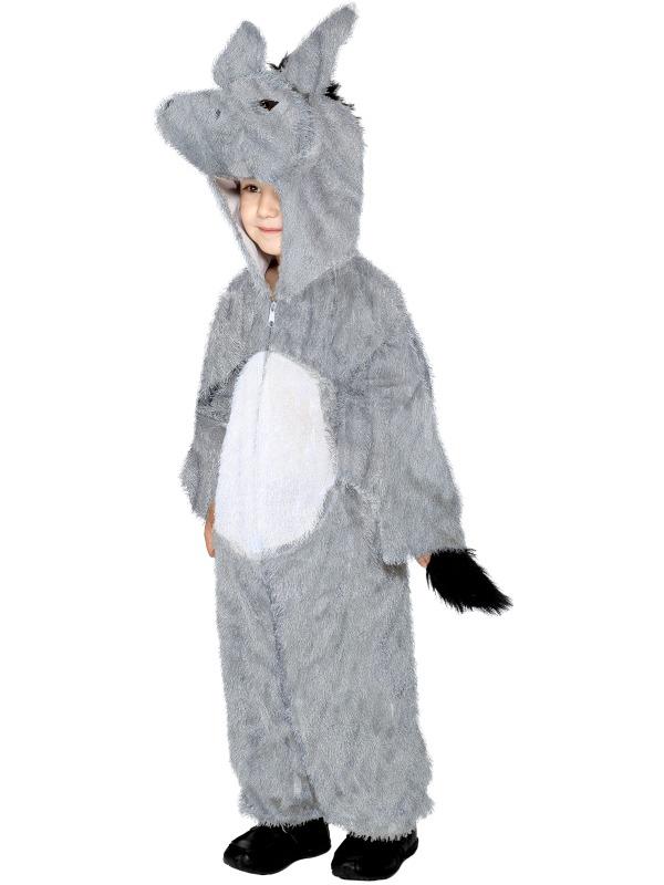 Zvířecí kostýmy - Dětský kostým Oslík 7-9 roků