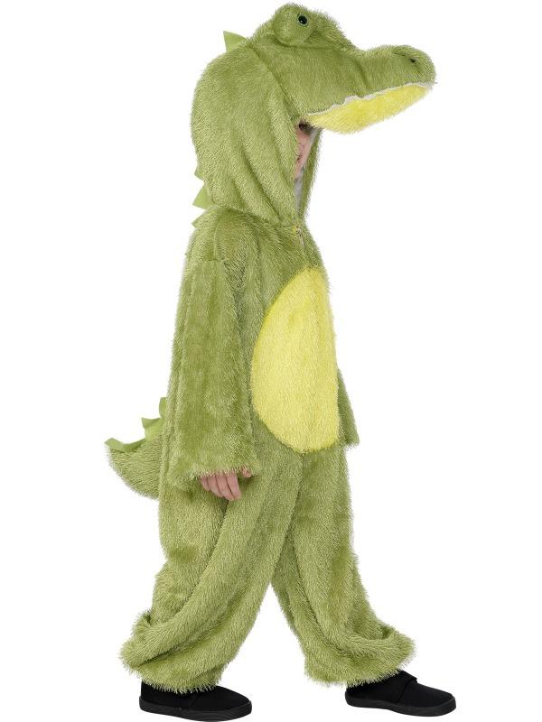 Zvířecí kostýmy - Dětský kostým Krokodýl 7-9 roků