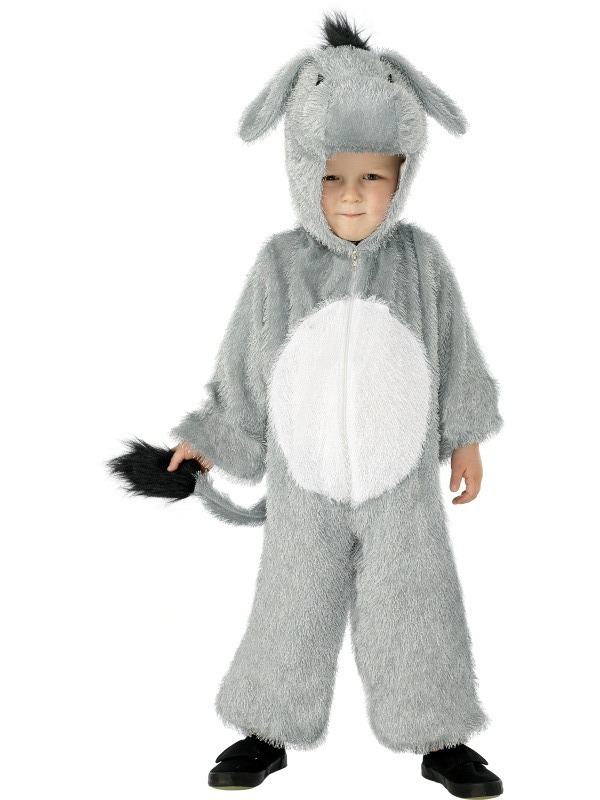 Zvířecí kostýmy - Dětský kostým Oslík 4-6 roků