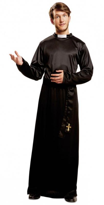 Pánské kostýmy - Kostým Kněz