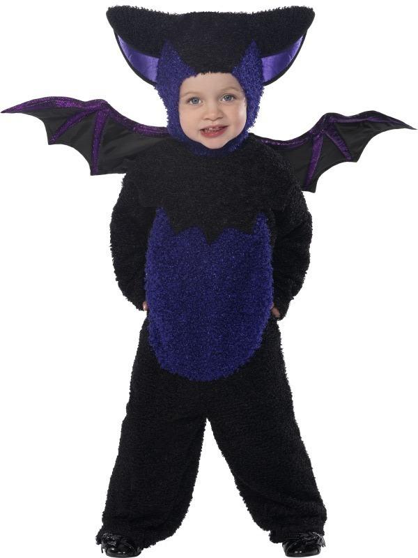 Zvířecí kostýmy - Dětský kostým Netopýr
