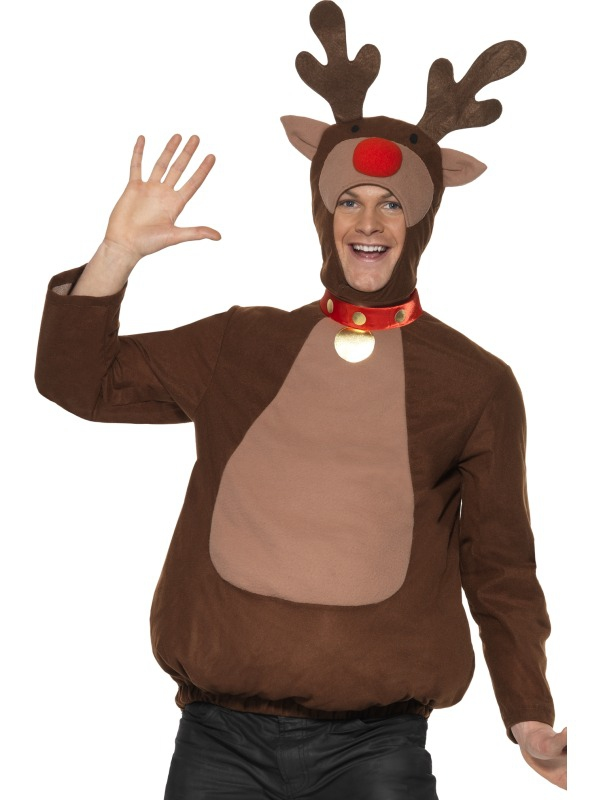 Zvířecí kostýmy - Kostým Sob pro dospělé I