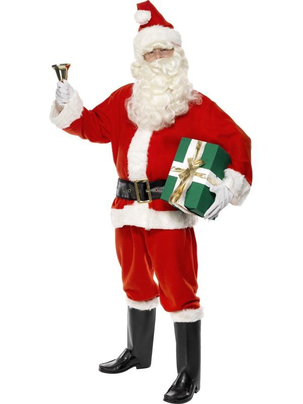 Mikuláš - Čert - Anděl - Kostým Santa I
