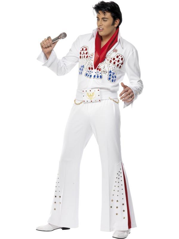 Pánské kostýmy - Kostým Elvis I