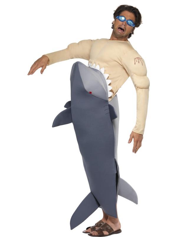 Pánské kostýmy - Kostým Žralok/muž