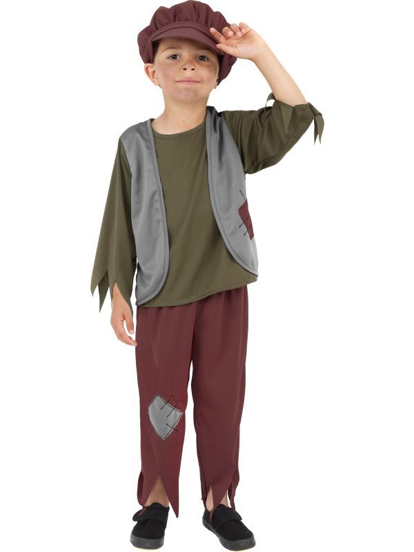 Dětské karnevalové kostýmy - Dětský kostým Viktoriánský chlapec
