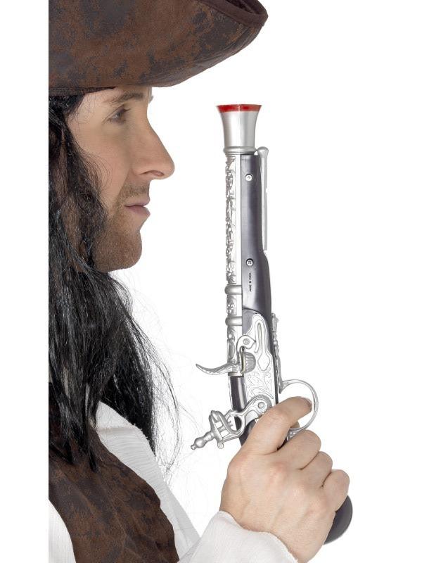 Piráti - Pirátská pistole 30 cm