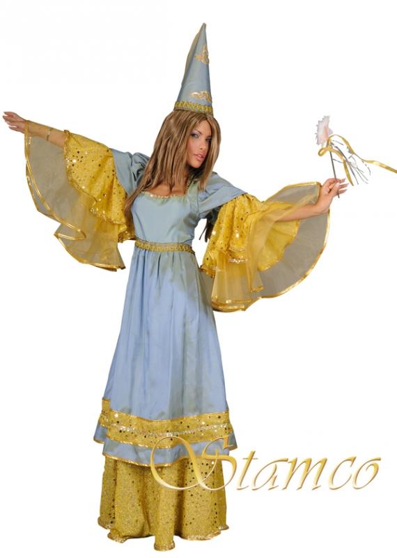 Princezny-Víly - Dámský kostým Princezna II