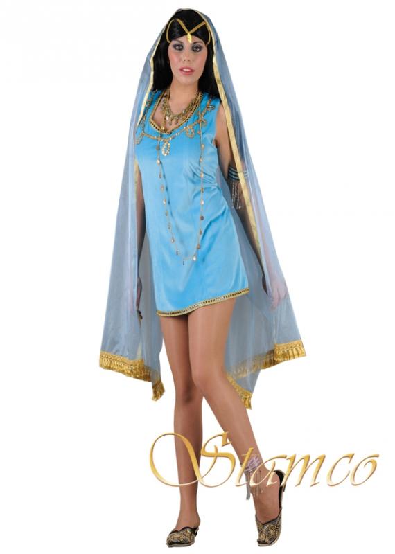 Princezny-Víly - Dámský kostým Indická princezna