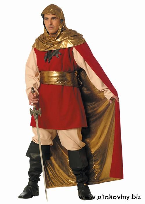 Pánské kostýmy - Kostým Artur z Anglie