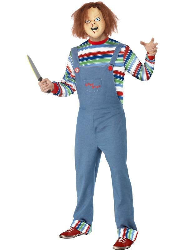 Pánské kostýmy - Kostým Chucky Childs play 2 I