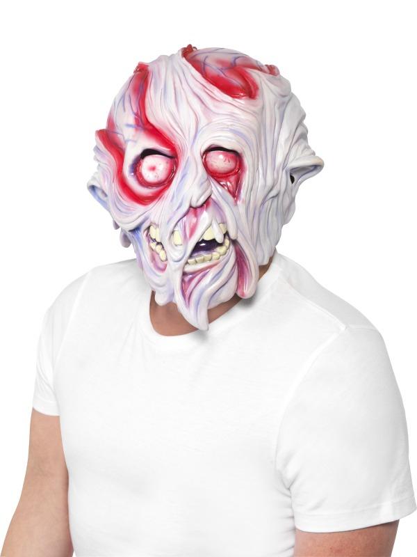 Halloween - Maska Rozteklý obličej