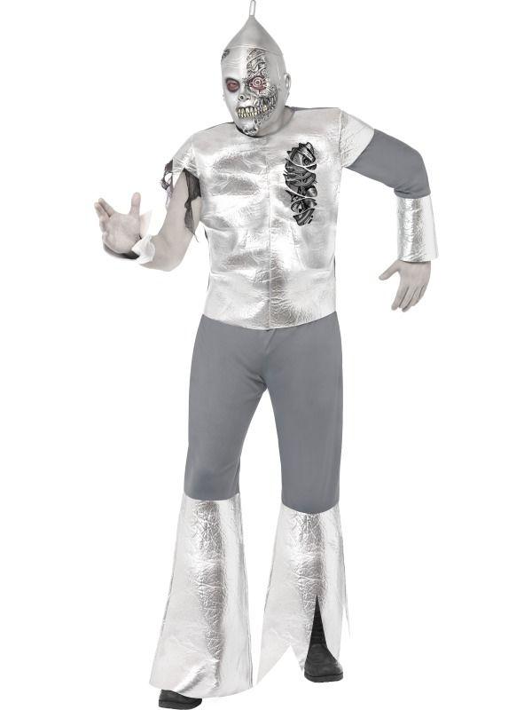 Halloween - Kostým Šílený Tin Man
