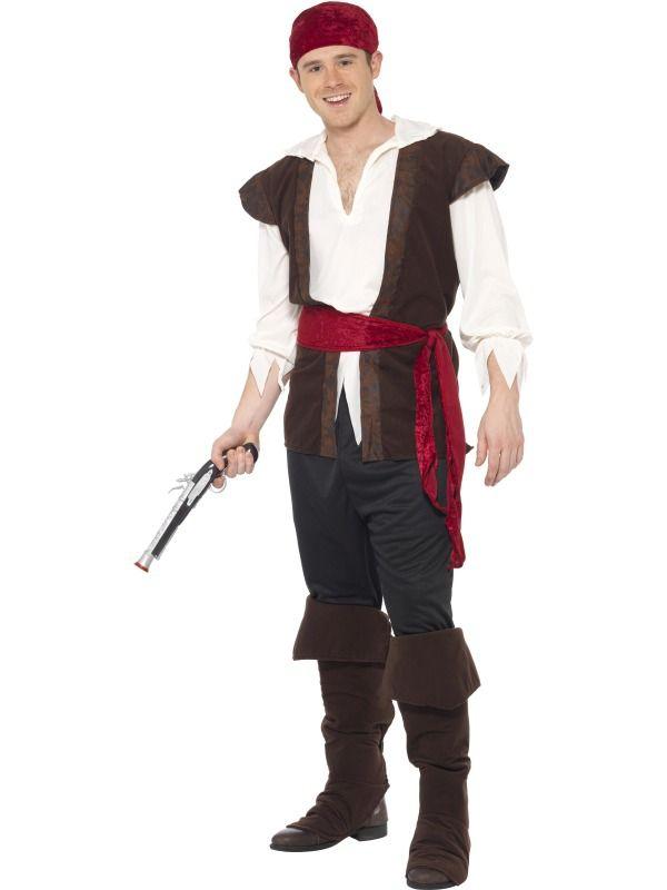 Piráti - Kostým Pirát