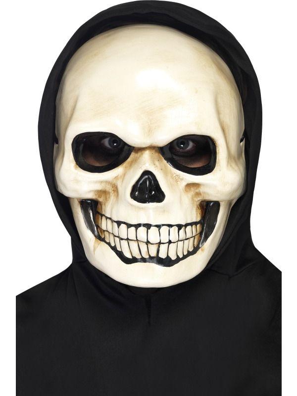 Halloween - Maska Lebka pro dospělé I