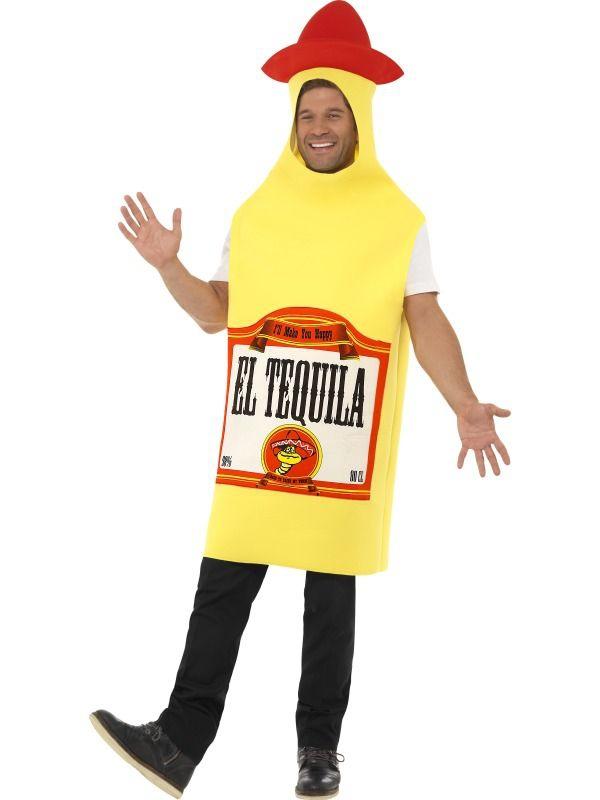 Pánské kostýmy - Kostým Láhev tequily