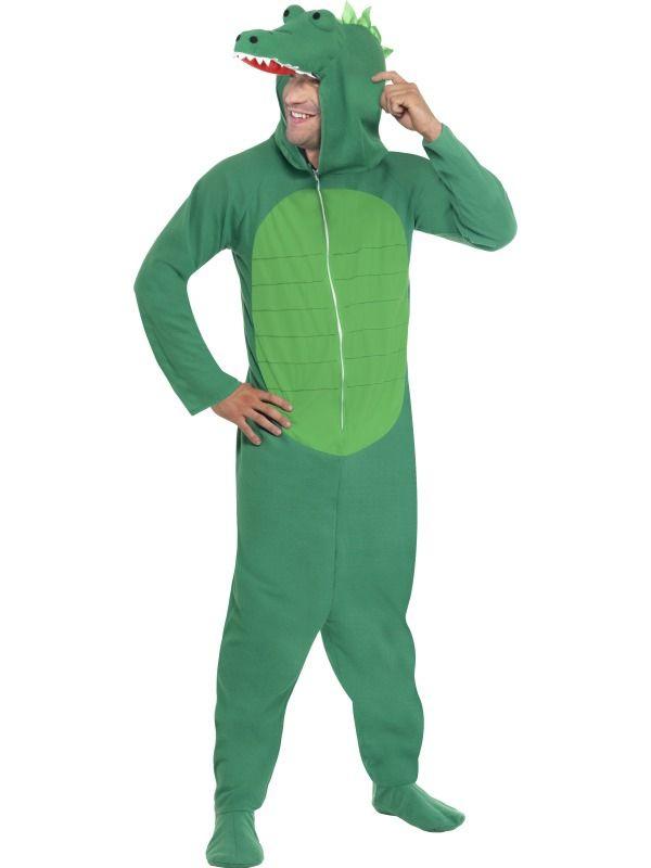 Zvířecí kostýmy - Kostým Krokodýl