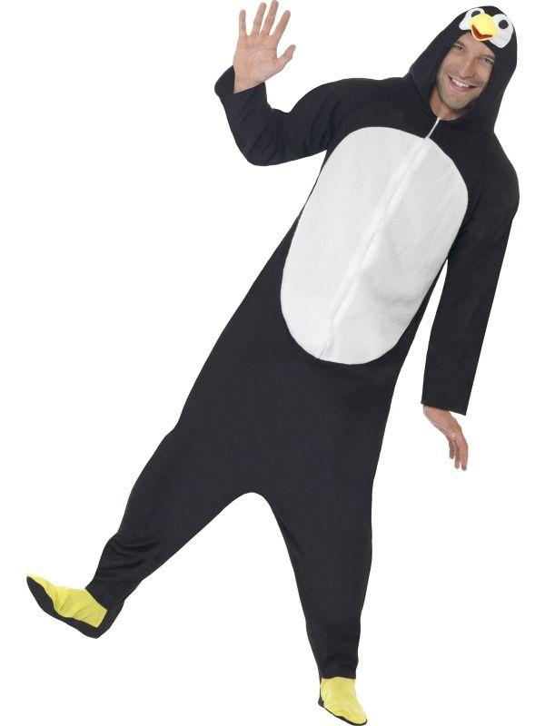 Zvířecí kostýmy - Kostým Tučňák