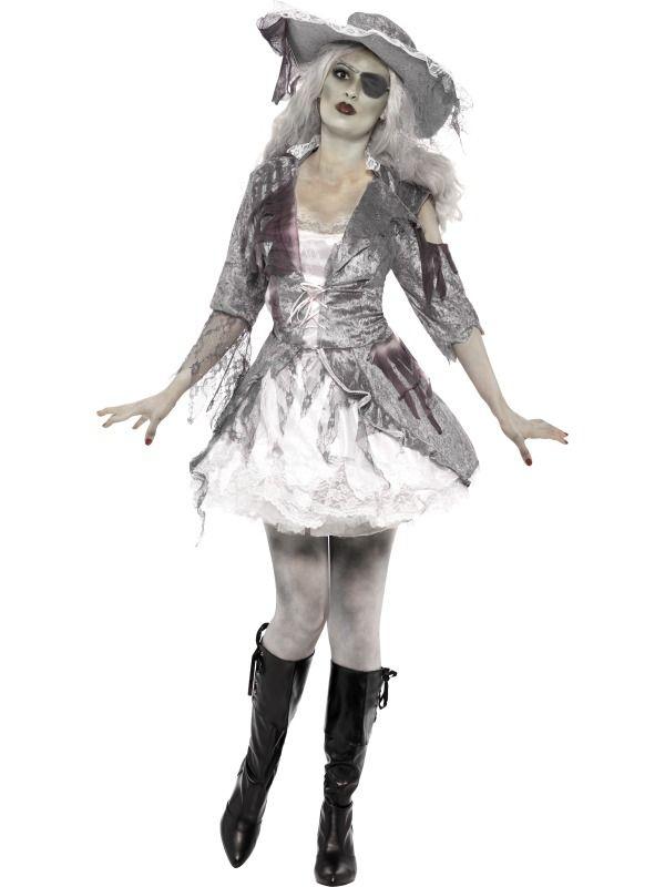 Halloween - Kostým Duch pirátského zlatíčka