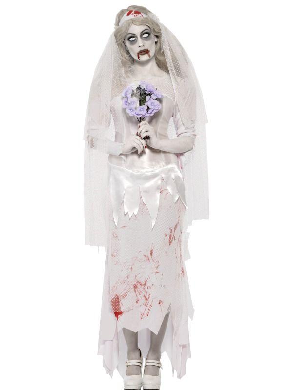 Halloween - Kostým Zombie nevěsta I