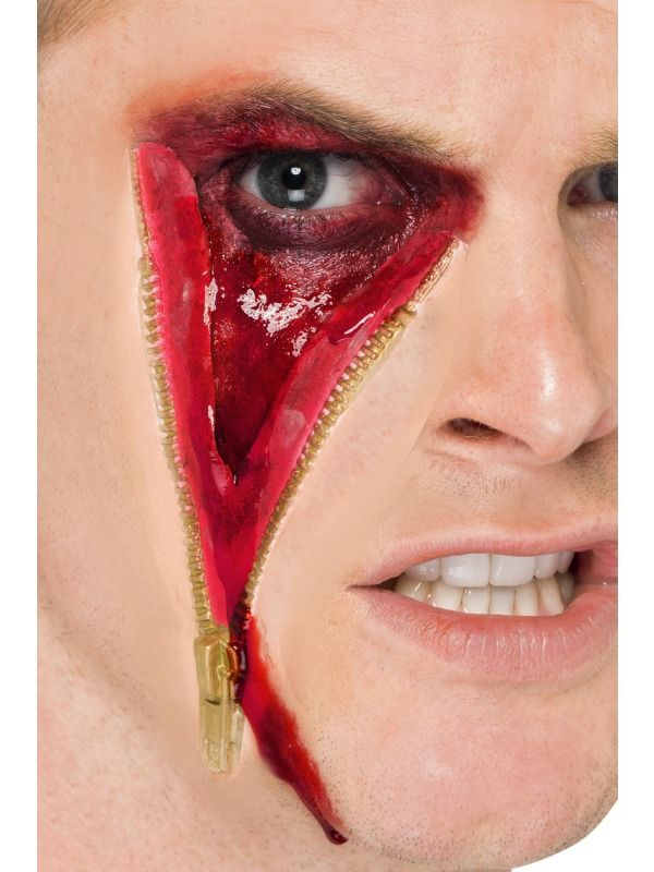 Halloween - Zranění Zip