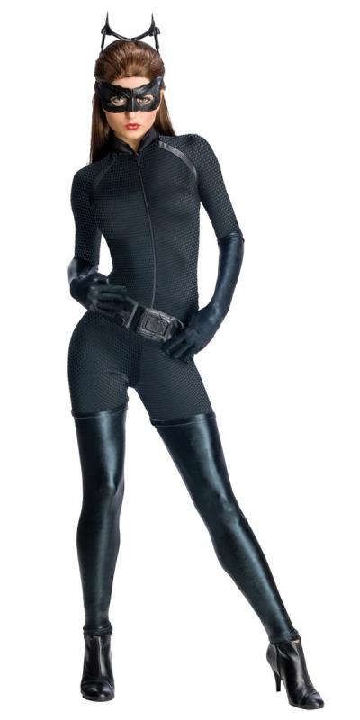 Filmové a pohádkové postavy - Kostým Catwoman deluxe The Dark Knight Rise