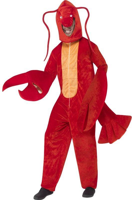 Zvířecí kostýmy - Kostým Humr
