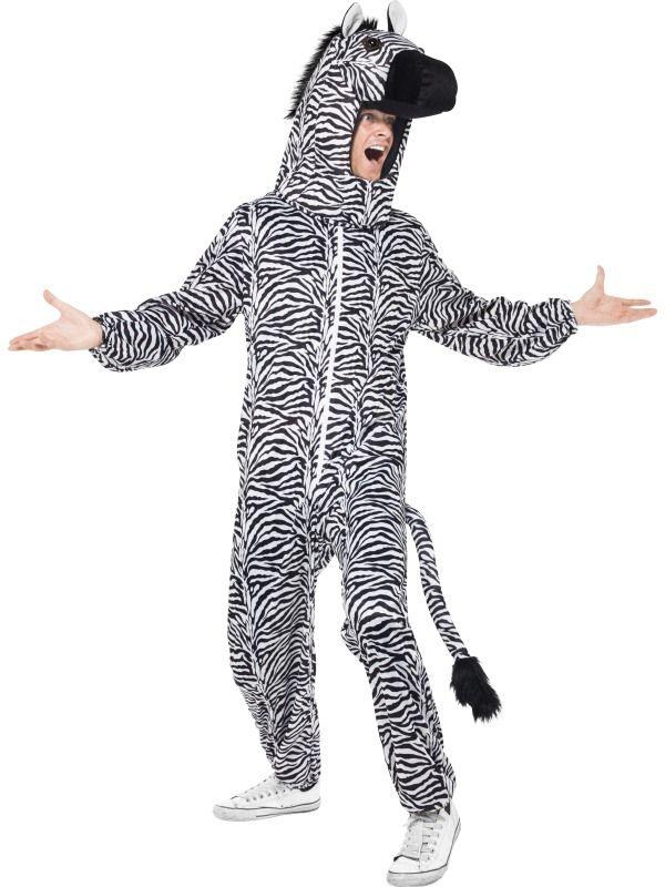Zvířecí kostýmy - Kostým Zebra