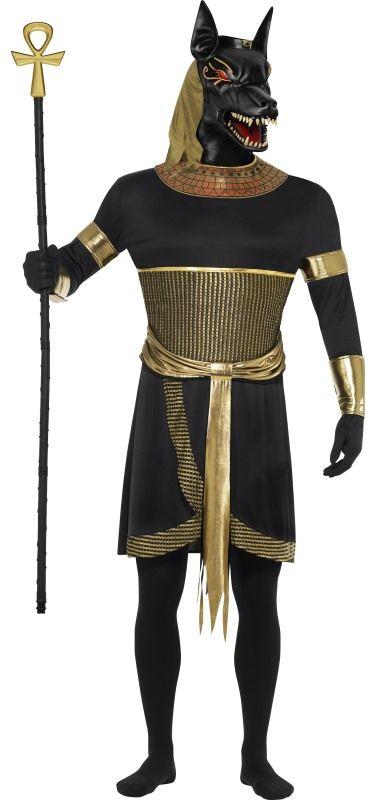 Pánské kostýmy - Kostým Anubisův šakal