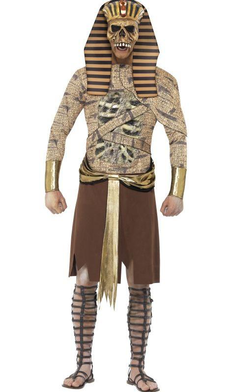 Pánské kostýmy - Kostým Zombie Faraon