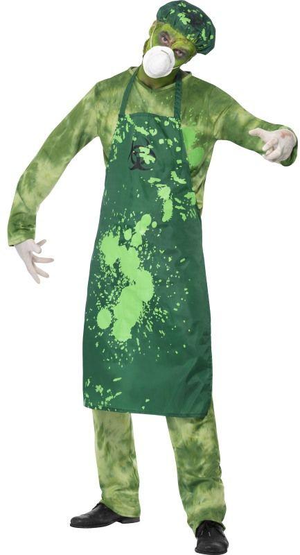 Pánské kostýmy - Kostým Biohazard