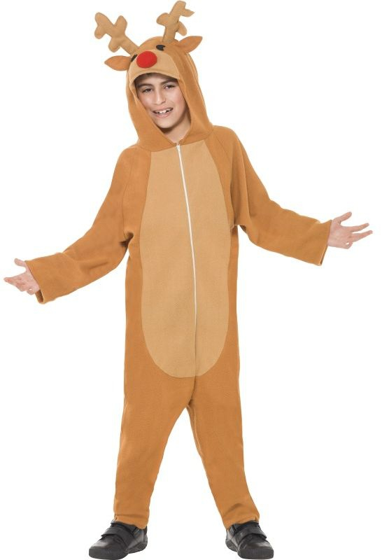 Zvířecí kostýmy - Dětský kostým Sob II