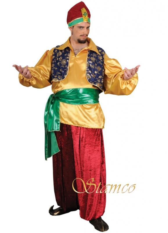 Pánské kostýmy - Kostým Sultán I