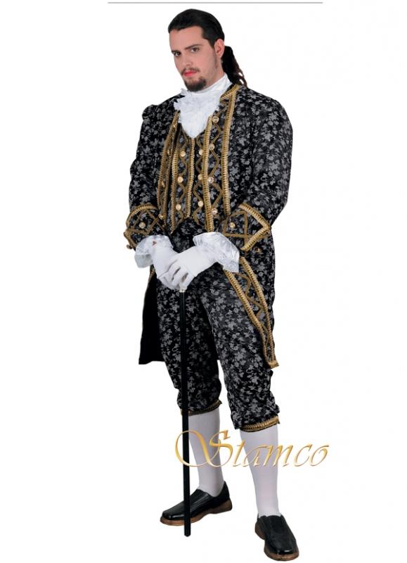 Pánské kostýmy - Kostým Hrabě Johan