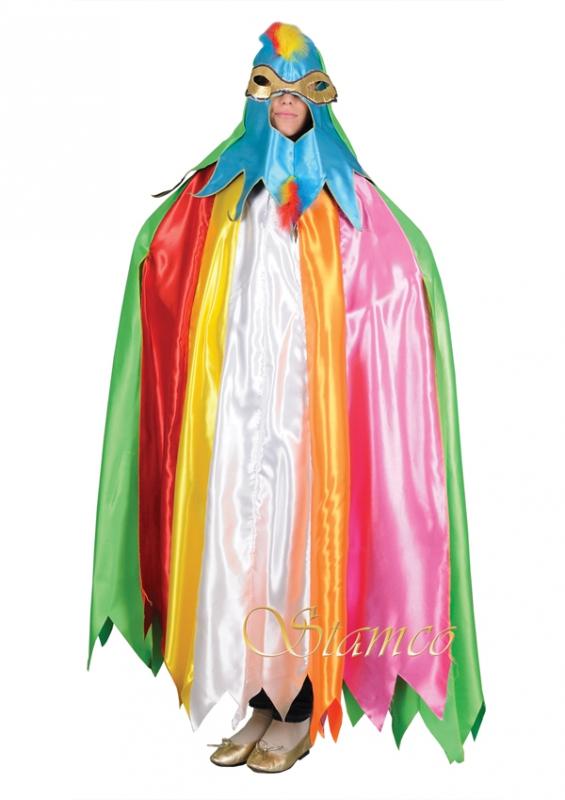 Zvířecí kostýmy - Kostým Papoušek