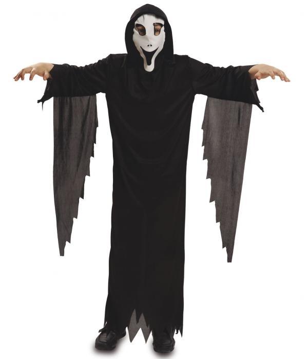 Halloween - Dětský kostým Duch