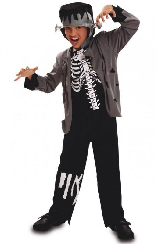 Halloween - Dětský kostým Monstrum Frankie