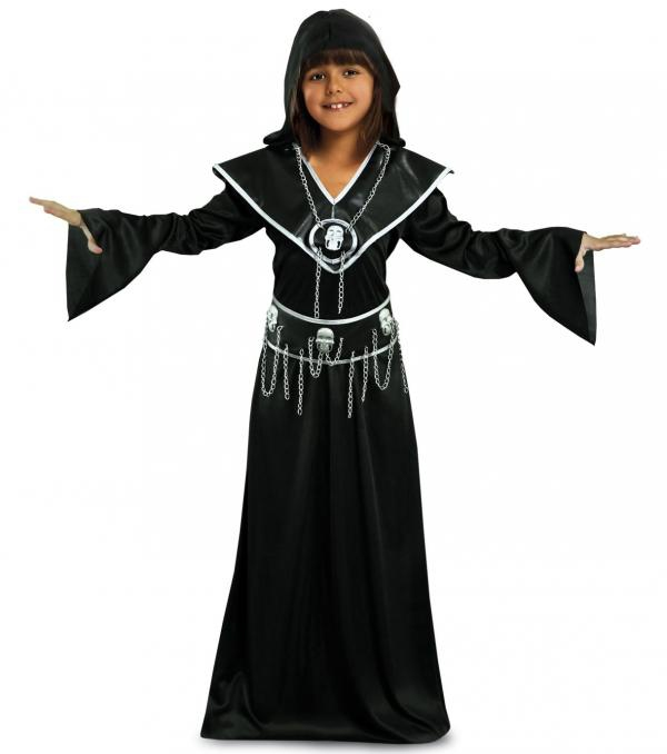 Halloween - Dětský kostým Lady executor