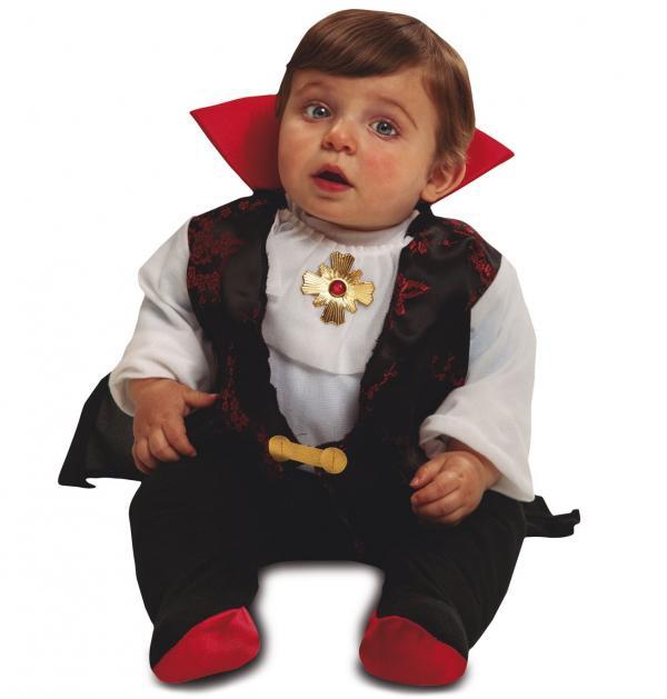 Halloween - Dětský kostým Mini Drákula
