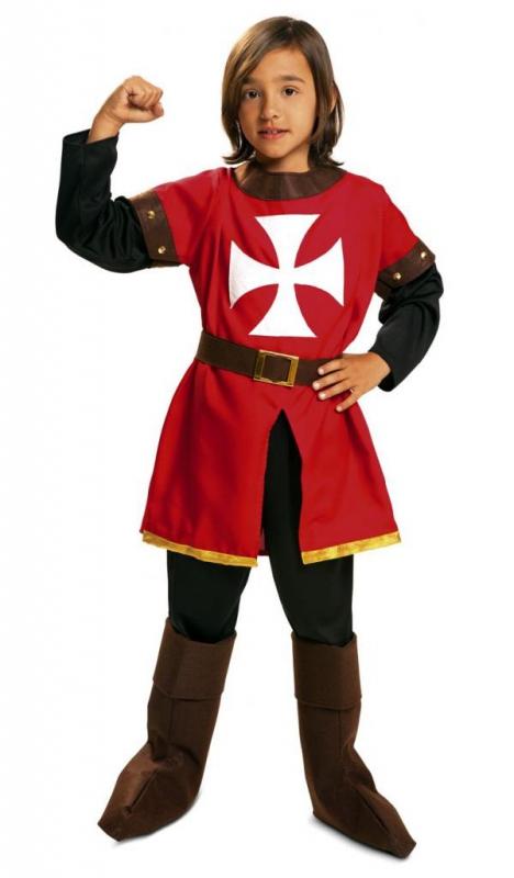 Dětské karnevalové kostýmy - rytířský kostým pro kluky