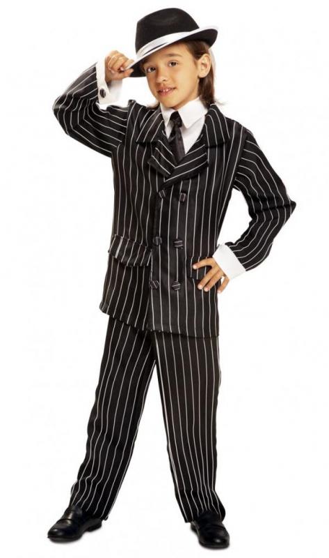 Dětské karnevalové kostýmy - Dětský kostým Gangster