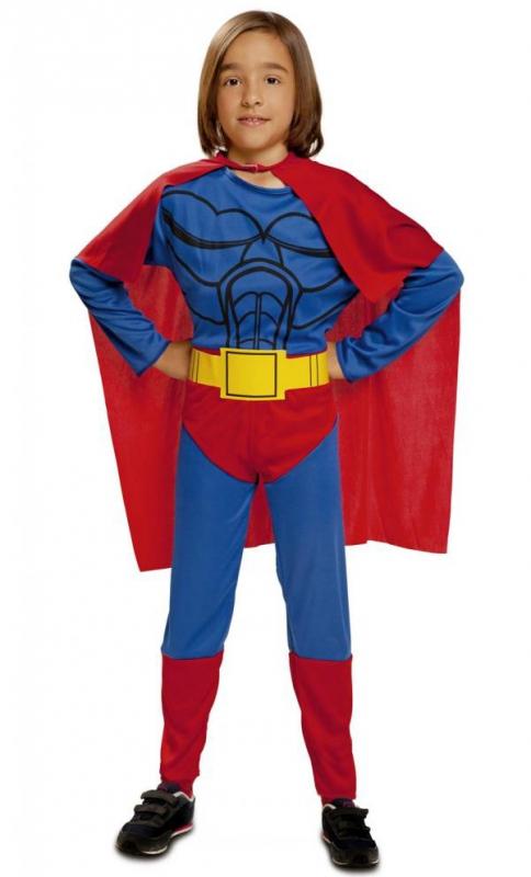 Dětské karnevalové kostýmy - Dětský kostým Superhrdina