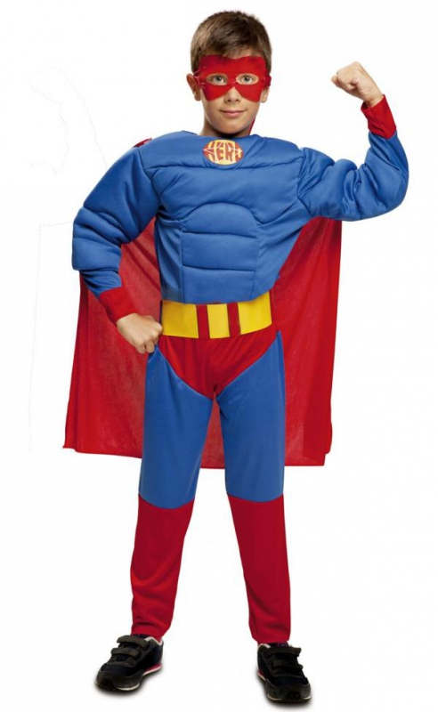 Dětské karnevalové kostýmy - Dětský kostým Superman