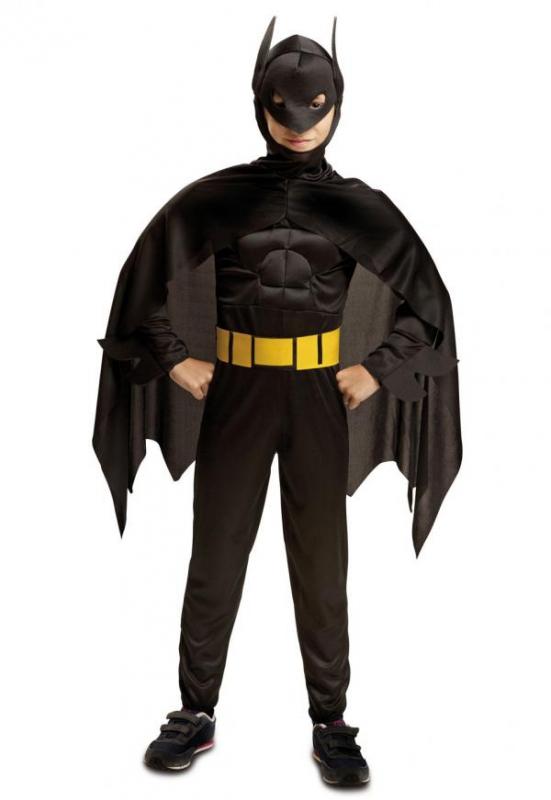 Dětské karnevalové kostýmy - kostým Batman pro děti