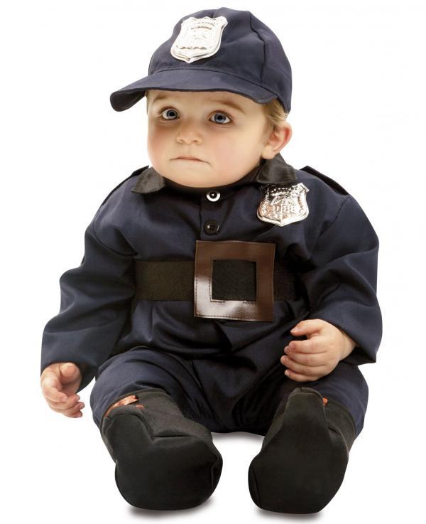 Dětské karnevalové kostýmy - Dětský kostým Policajt