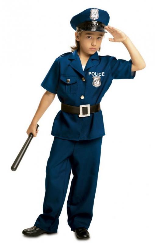 Dětské karnevalové kostýmy - Dětský kostým Policista
